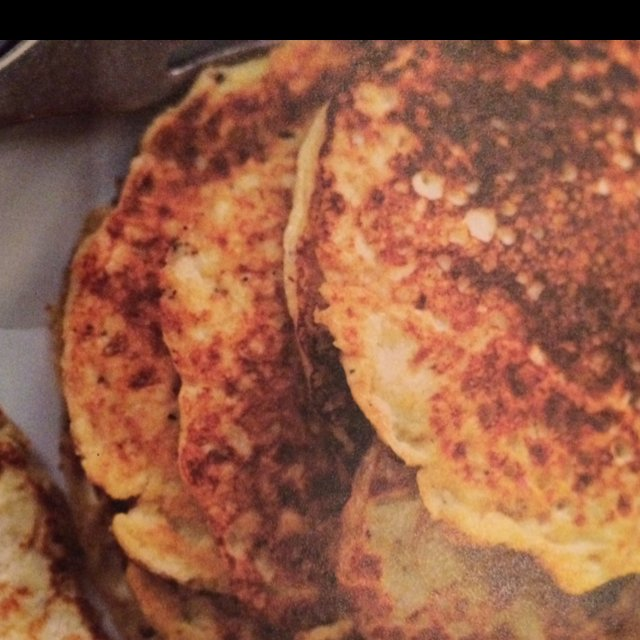 Proteinrige brunchpandekager –created on the CHEF CHEF app for iOS