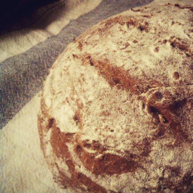 Whole grain bread – created on the CHEF CHEF app for iOS