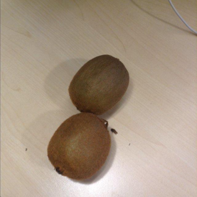 Kiwi fruit –created on the CHEF CHEF app for iOS