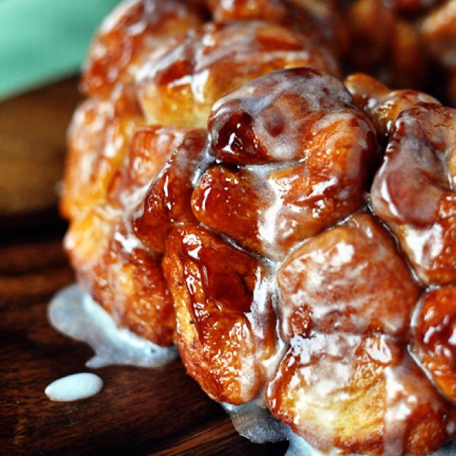 Monkey Bread – created on the CHEF CHEF app for iOS