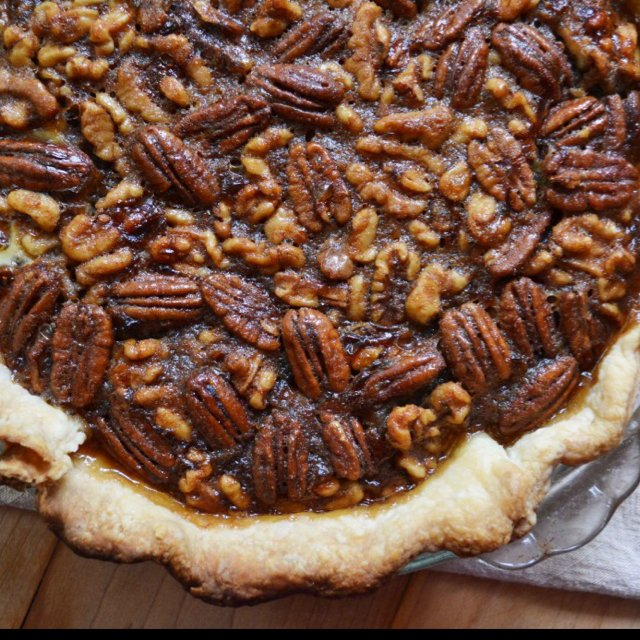Pecan Pie –created on the CHEF CHEF app for iOS