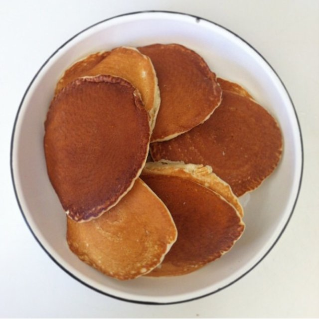 Flap Jacks – created on the CHEF CHEF app for iOS