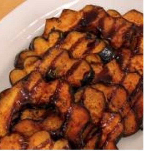 Balsamic Glazed Acorn Squash