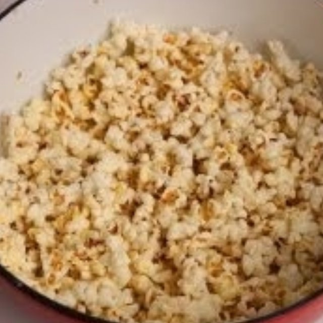 Butter Parmesan Popcorn – created on the CHEF CHEF app for iOS