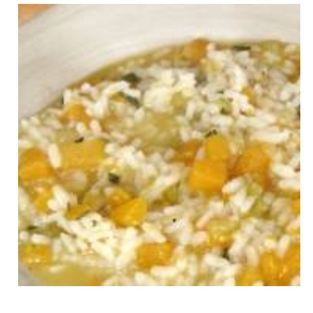 Butternut Squash Risotto – created on the CHEF CHEF app for iOS