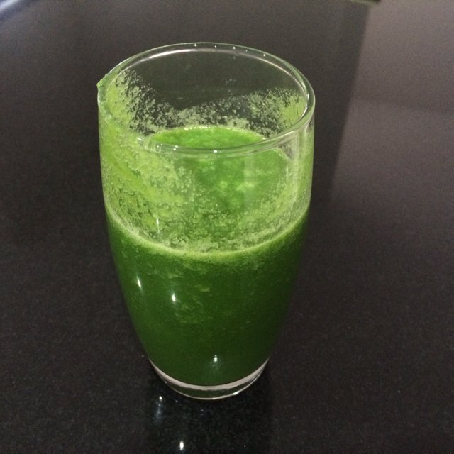 Green Juice – created on the CHEF CHEF app for iOS