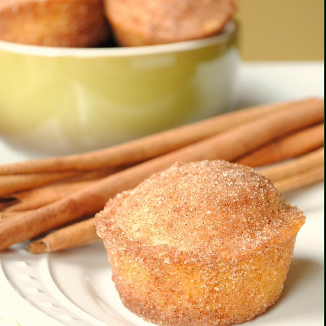 Doughnut Muffins – created on the CHEF CHEF app for iOS