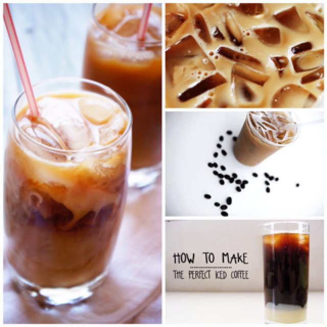 Ice Coffee – created on the CHEF CHEF app for iOS