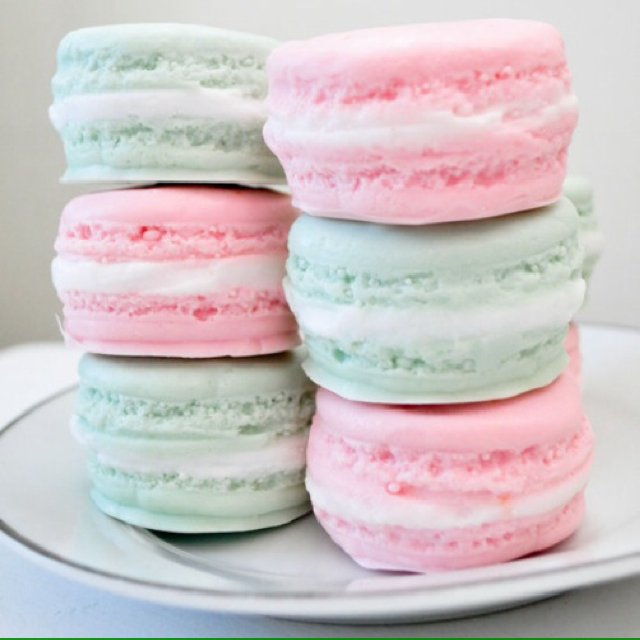 Macaroons –created on the CHEF CHEF app for iOS
