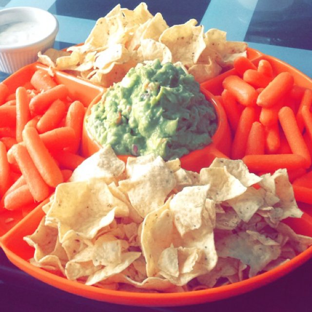 Guacamole – created on the CHEF CHEF app for iOS