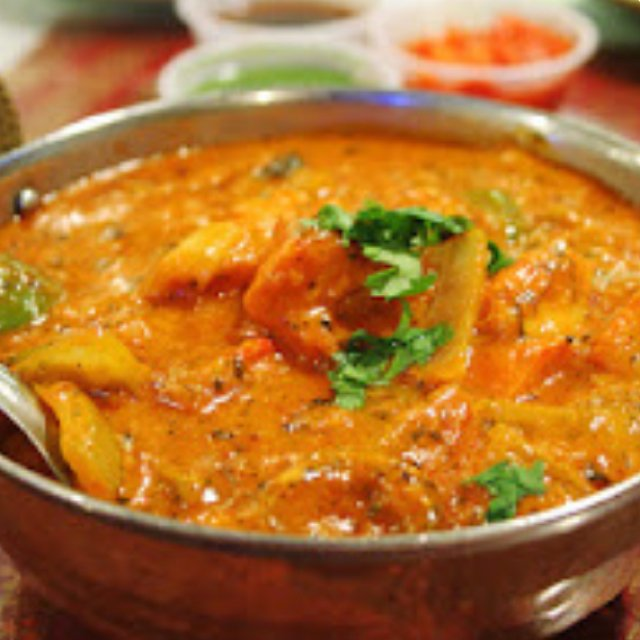 Chicken Tikka Masala – created on the CHEF CHEF app for iOS