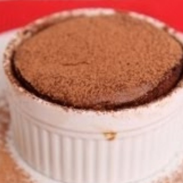 Nutella  soufflé –created on the CHEF CHEF app for iOS