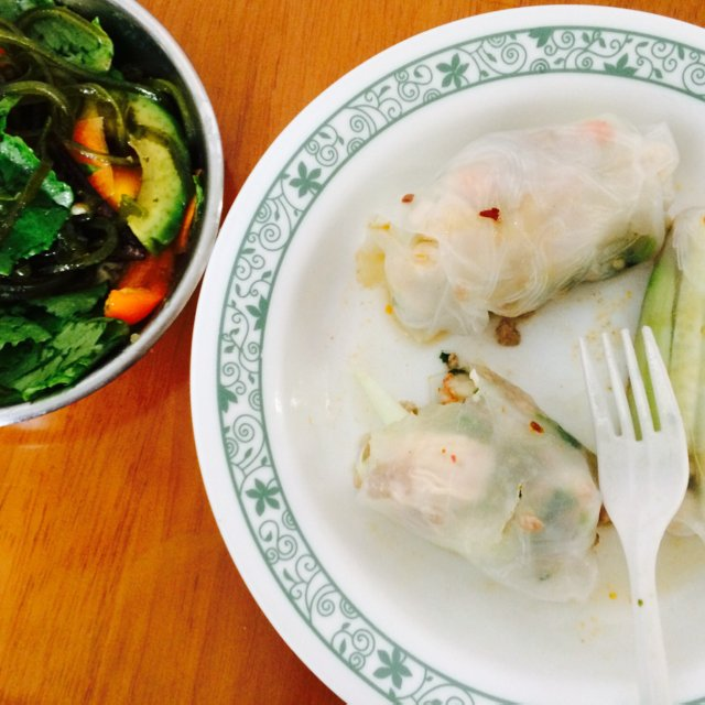 Viet Wraps –created on the CHEF CHEF app for iOS