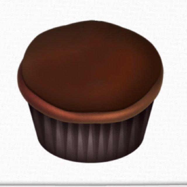 Zucchini Rasp. Choco. Cupcake  –created on the CHEF CHEF app for iOS