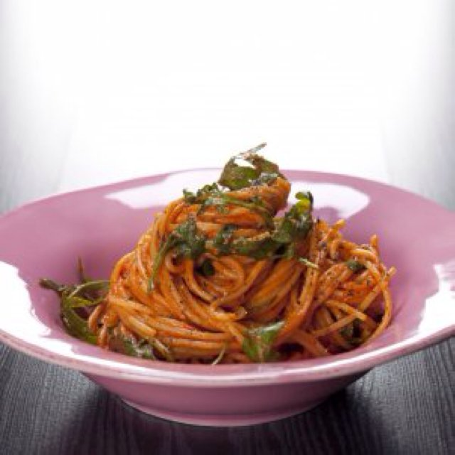 Pasta Med Tomat  – created on the CHEF CHEF app for iOS