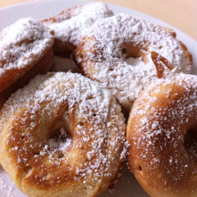 Mini Doughnuts  – created on the CHEF CHEF app for iOS
