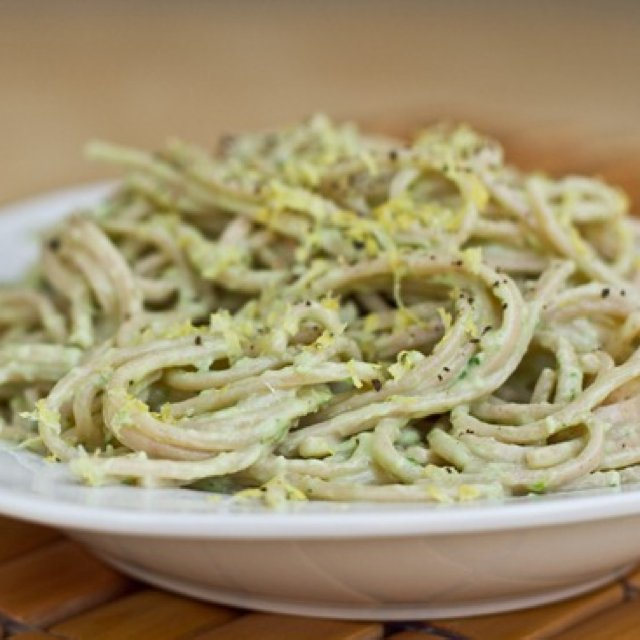 Creamy Avocado Pasta – created on the CHEF CHEF app for iOS