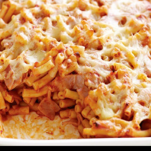 MACARONI BAKE:   –created on the CHEF CHEF app for iOS