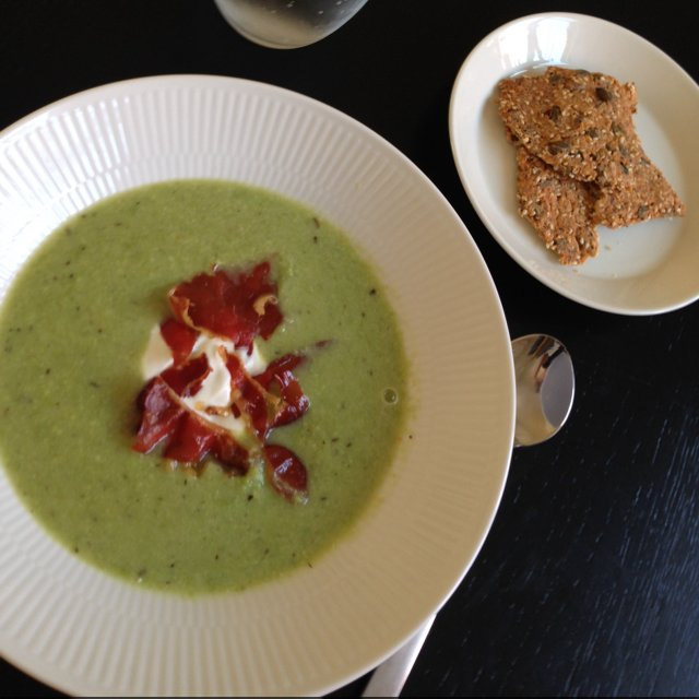 Edamame - suppe  – created on the CHEF CHEF app for iOS