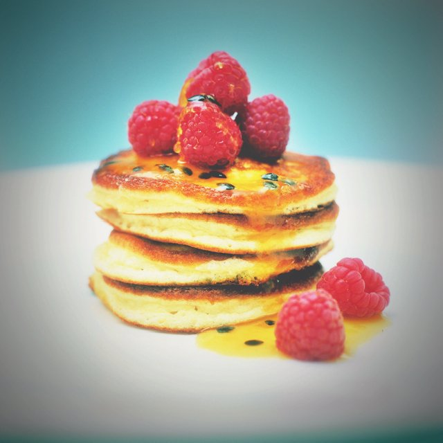 Morning After Pancakes – created on the CHEF CHEF app for iOS