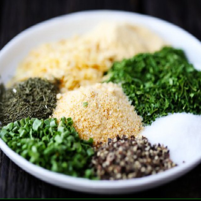 Ranch Seasoning –created on the CHEF CHEF app for iOS