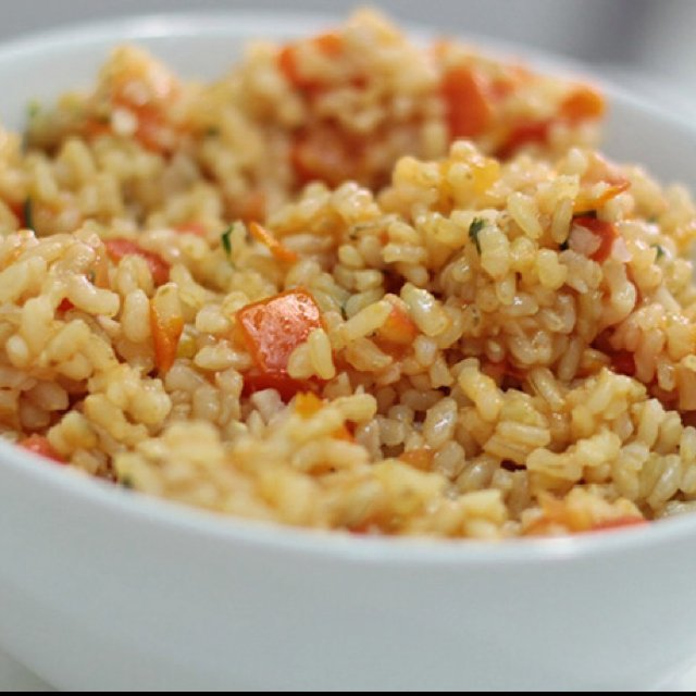 Risotto de tomate –created on the CHEF CHEF app for iOS