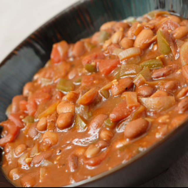 Ranchero Beans –created on the CHEF CHEF app for iOS