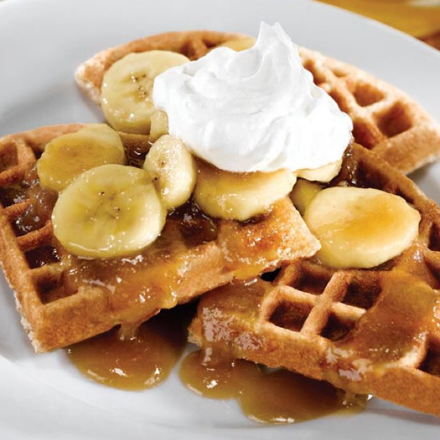 Bananas Foster –created on the CHEF CHEF app for iOS