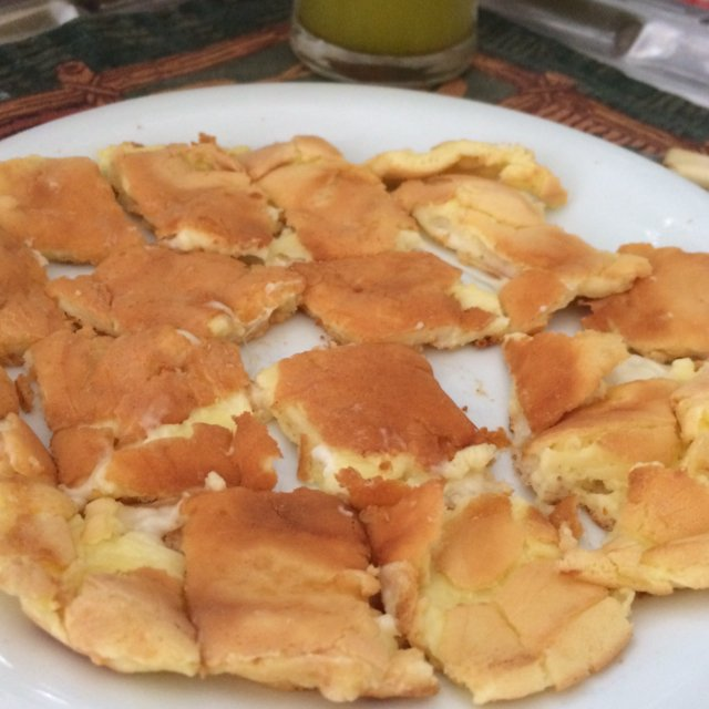 Pão de queijo FIT –created on the CHEF CHEF app for iOS