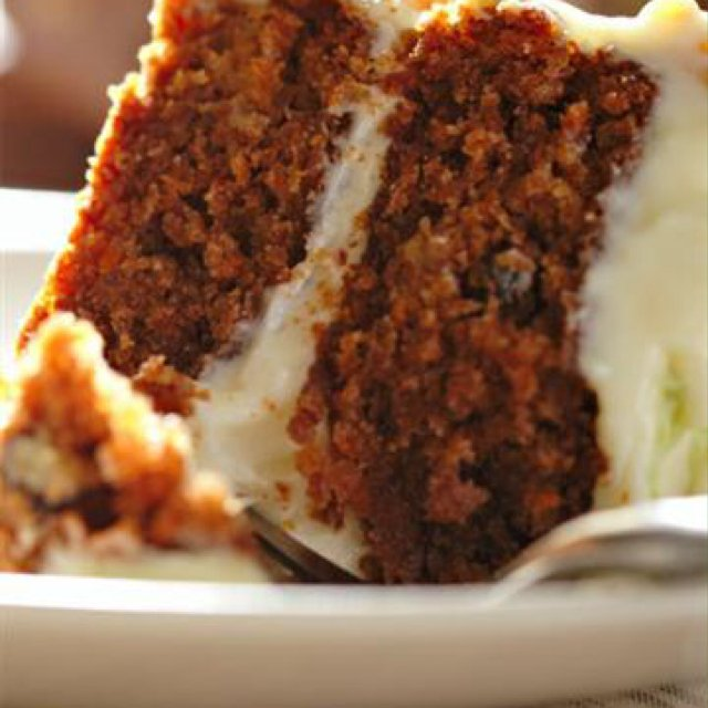 Carrot cake – created on the CHEF CHEF app for iOS