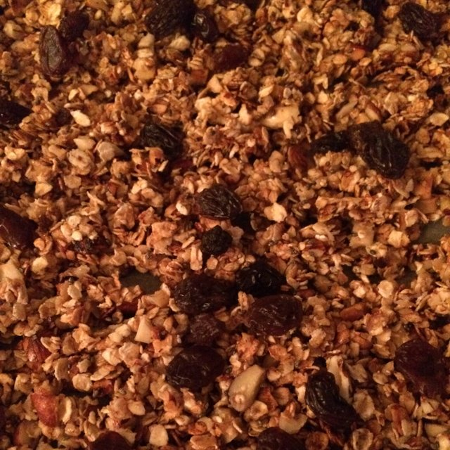 Müsli – created on the CHEF CHEF app for iOS