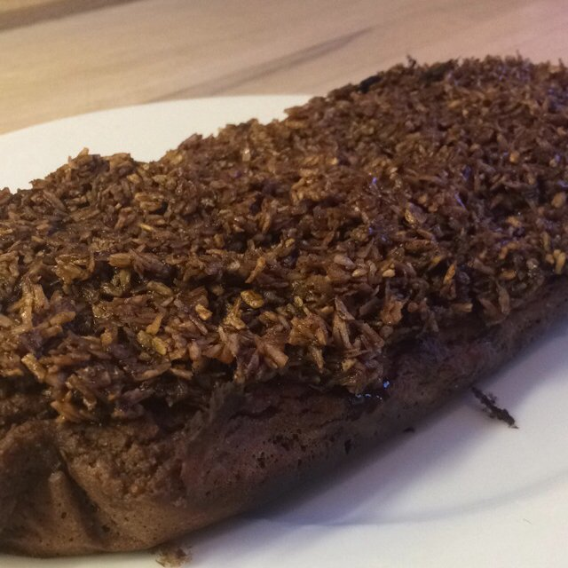 Glutenfri Chokodrøm – created on the CHEF CHEF app for iOS