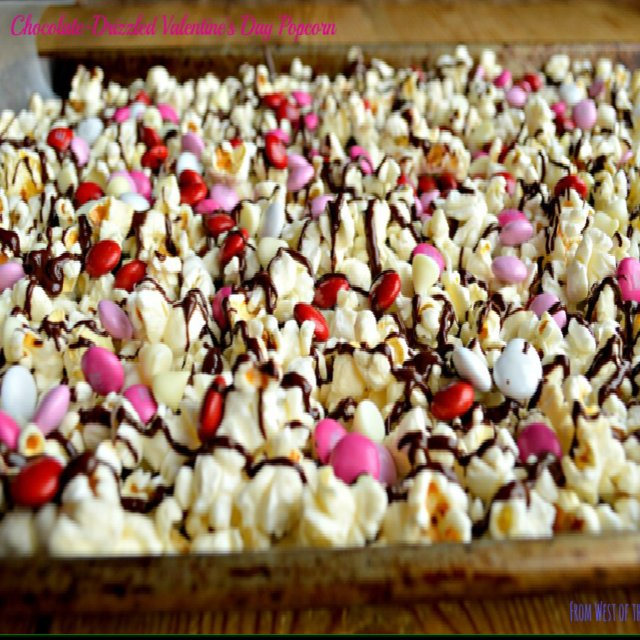 Popcorn snack –created on the CHEF CHEF app for iOS