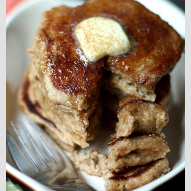 Banana Oat Pancakes – created on the CHEF CHEF app for iOS