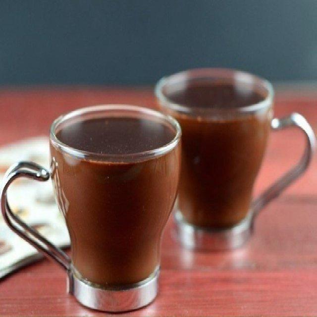 Классический горячий шоколад –created on the CHEF CHEF app for iOS