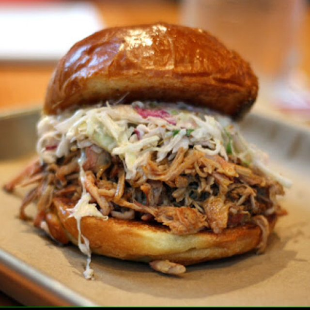 Pulled pork sandwiches –created on the CHEF CHEF app for iOS