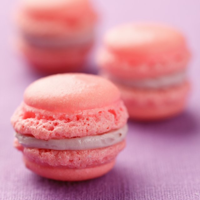 Macaroons – created on the CHEF CHEF app for iOS