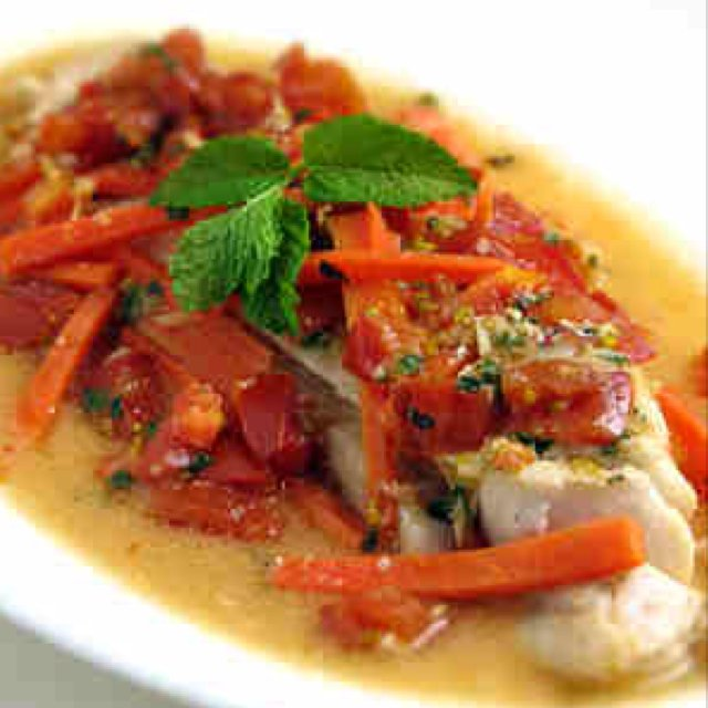Vietnamese Baked Fish – created on the CHEF CHEF app for iOS