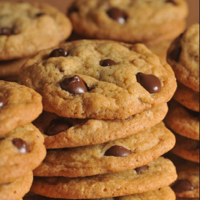 Homemade Chocolate Chip Cookie – created on the CHEF CHEF app for iOS
