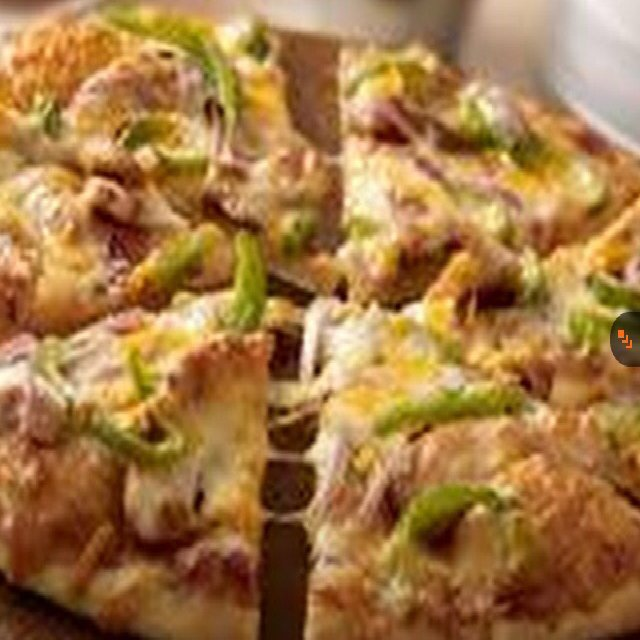 BBQ Chicken Pizza  – created on the CHEF CHEF app for iOS