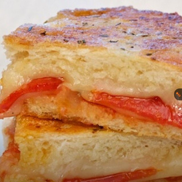 Pepperoni Panini  – created on the CHEF CHEF app for iOS