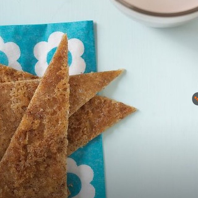 Cinnamon Tostada  –created on the CHEF CHEF app for iOS