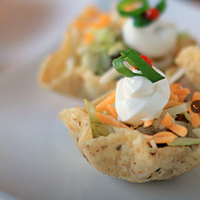Bite Size Tacos –created on the CHEF CHEF app for iOS
