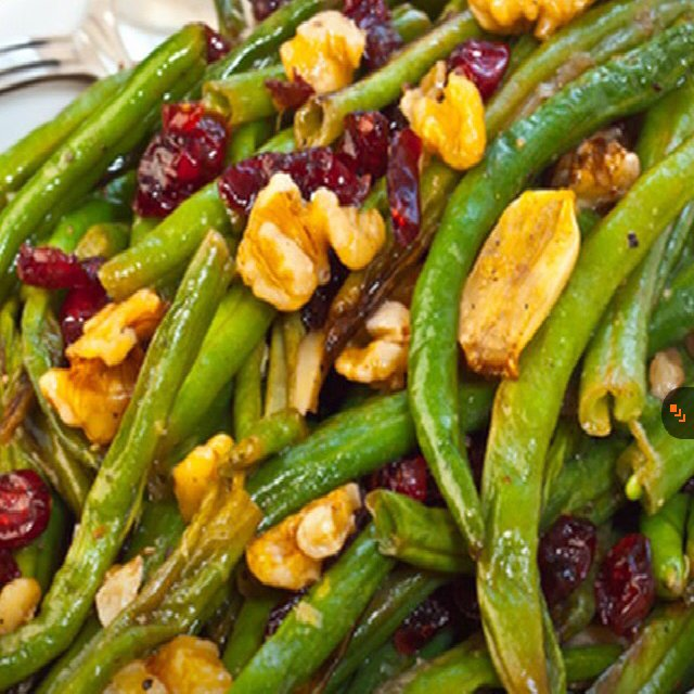 Flavorful Green Beans – created on the CHEF CHEF app for iOS