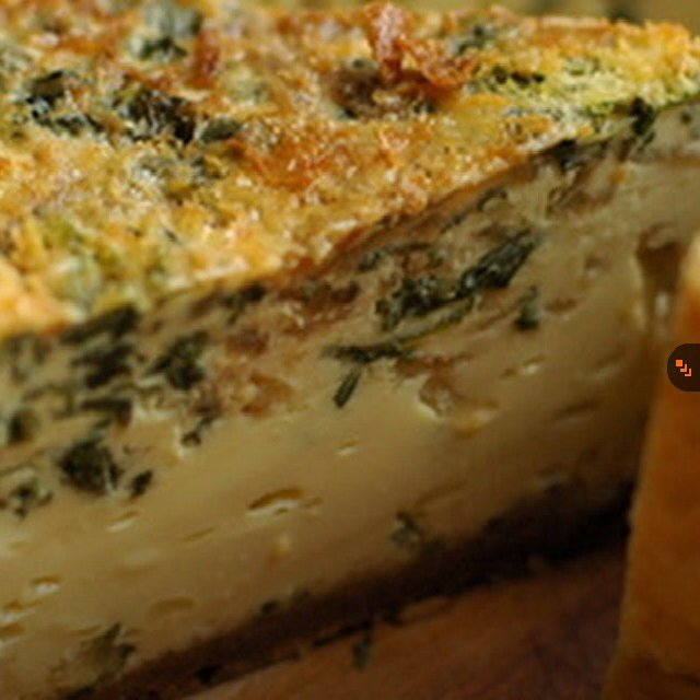 Quiche –created on the CHEF CHEF app for iOS
