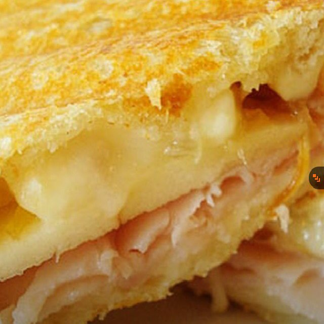 Turkey & Brie Panini –created on the CHEF CHEF app for iOS