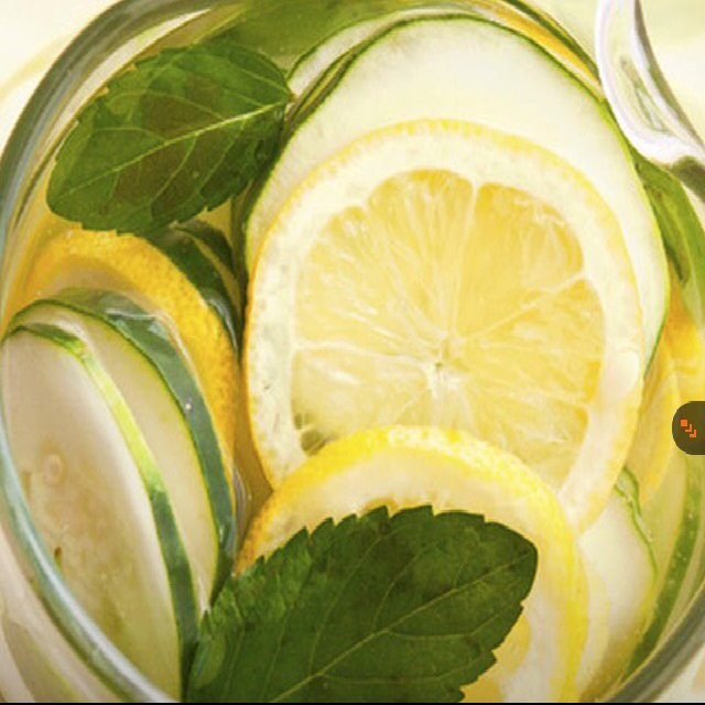 Lemon Detox Water – created on the CHEF CHEF app for iOS