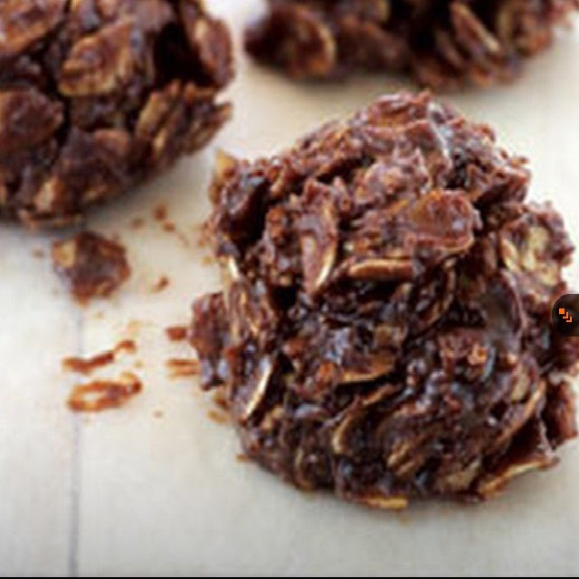 Dark Chocolate Oat Clusters