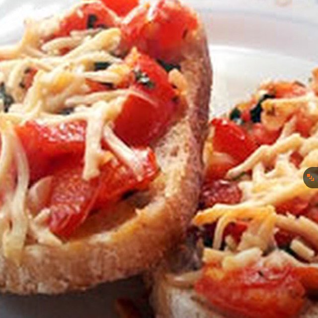 Bruschetta  – created on the CHEF CHEF app for iOS
