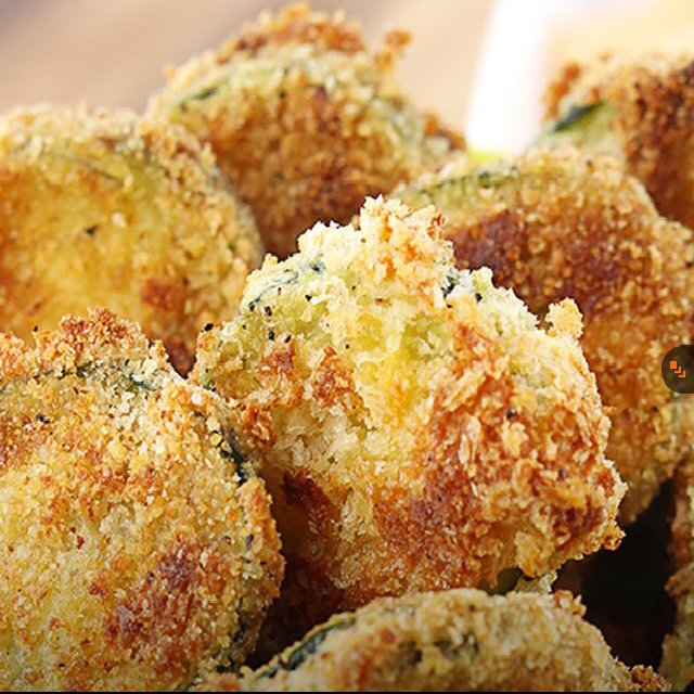 Zucchini Fries – created on the CHEF CHEF app for iOS